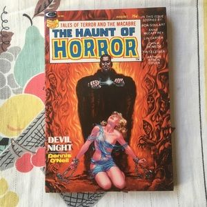 The Haunt of Horror August 1973